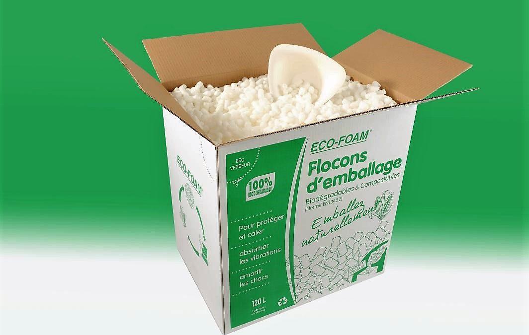 Particules de calage bio (boîtes)