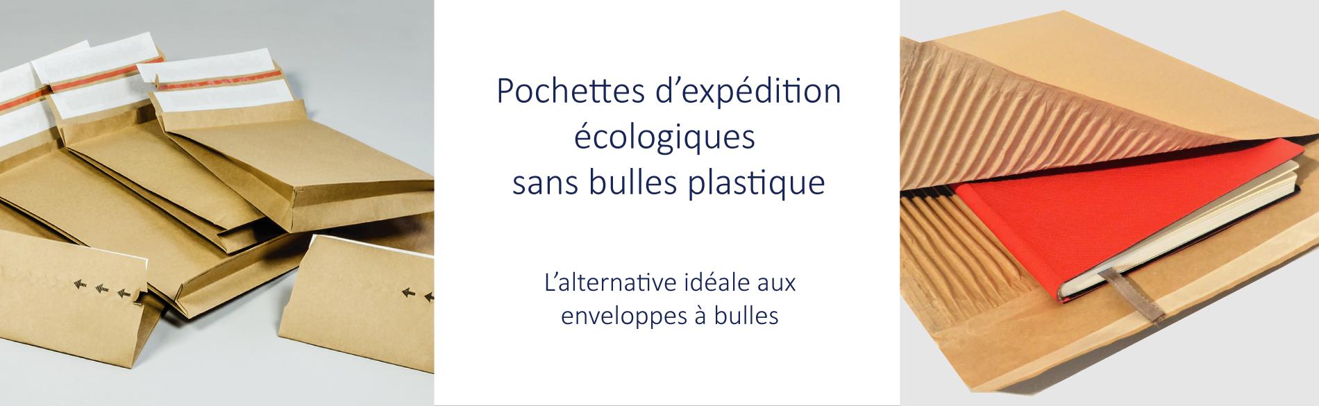 ENVELOPPES ECOLOGIQUES - PACKLIGHT