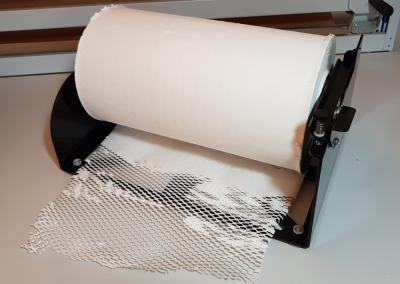 Papierwrap blanc - packlight
