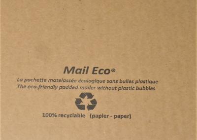 Enveloppe écologique Mail Eco sans plastique - Packlight