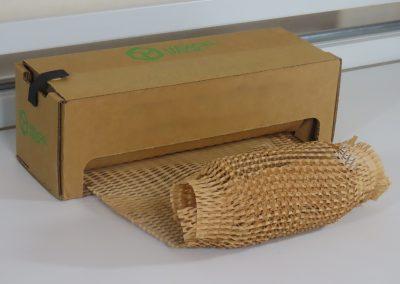 Mini boîte distributrice de papierwrap - Packlight