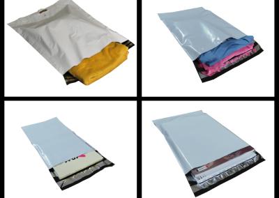 Pochettes plastique recyclé - Packlight
