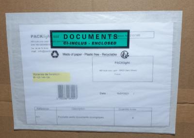POCHETTE DOCUMENTS - PACKLIGHT