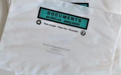 Pochette porte documents